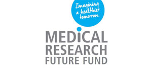 Medical Research Future Fund Logo