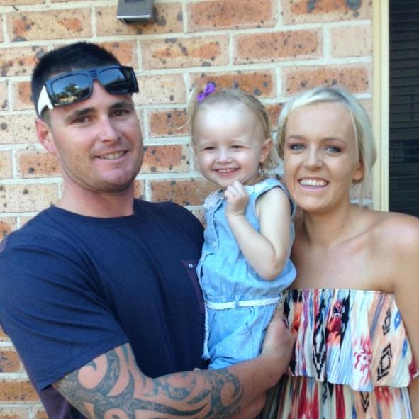 Chloe, Michelle & Dean