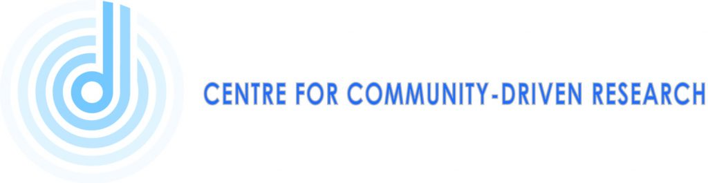 Centre for Community-Driven Research Logo