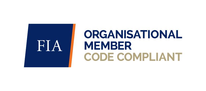 FIA Organisational Member Logo