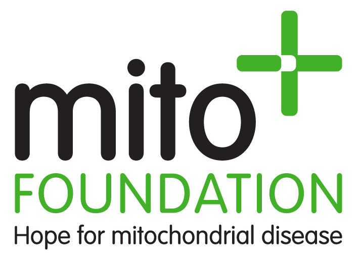 Mito Foundation Logo with tagline