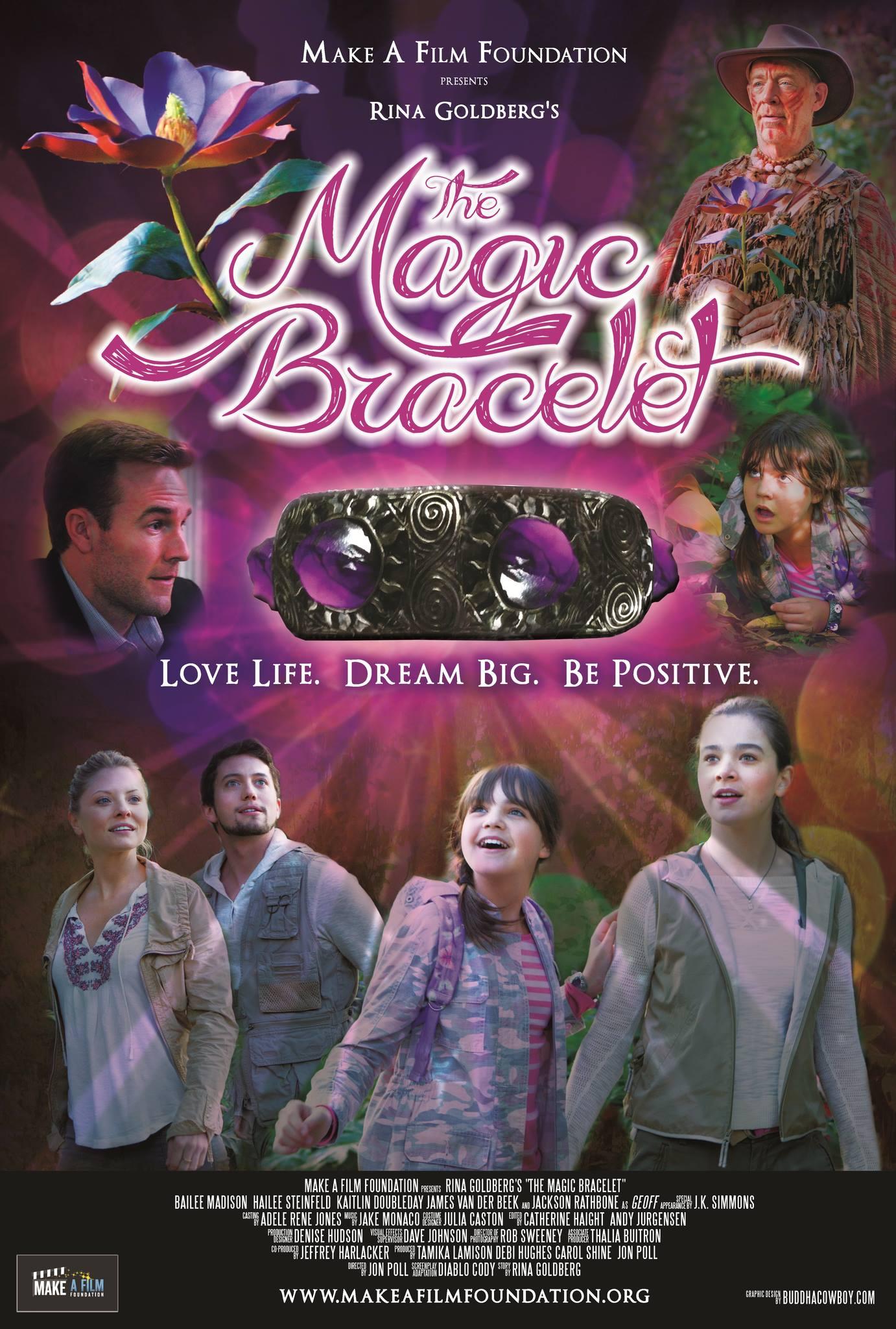 Rina's Magic Bracelet Movie