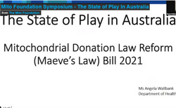 Link to Symposium 2021 - The State of Play in Australia Video